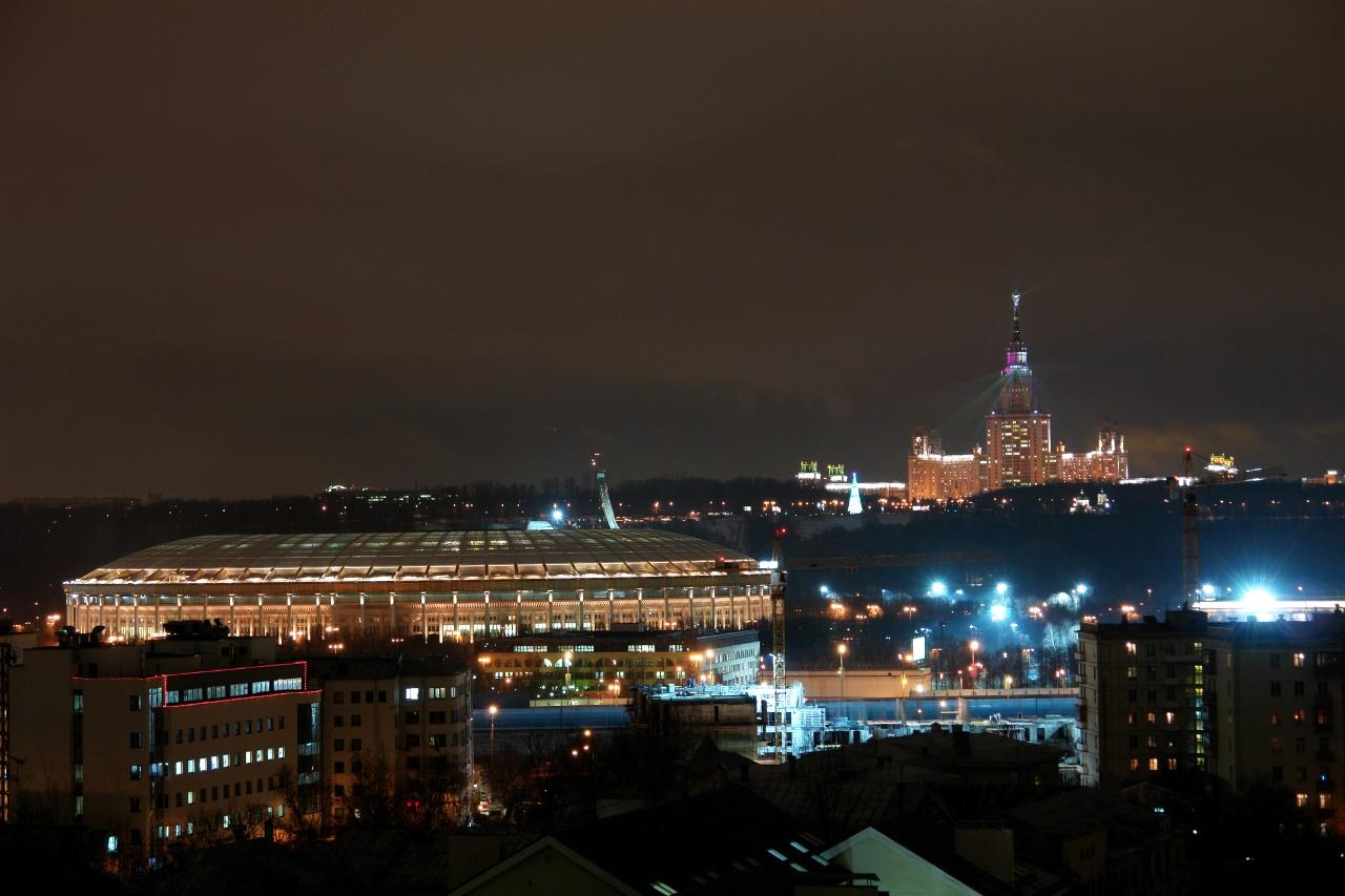 Москва куда пойти 15 фотография